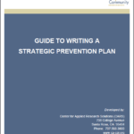 New Resource: Guide to Writing a Strategic Prevention Plan
